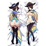 Anime Pillowcase?Sexy R Nude Cartoon Game League Of Legends Lol Fiora Dakimakura Huggi Body Pillow Case Cover 150X50 Cm by Anime Pillowcase771