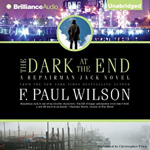 The Dark at the End Audiobook