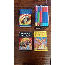 Harry Potter Classic Hardcover Boxed Set Children's Edition Complete 1-7 Hardback Box Set