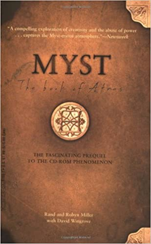 Myst The Book Of Atrus Audiobook