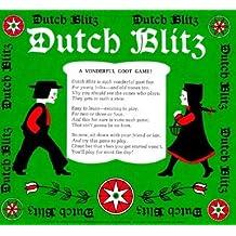 Dutch Blitz Card Game [GAME-DUTCH BLITZ] [Other]
