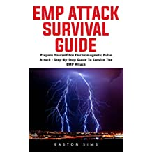 EMP Attack Survival Guide: Prepare Yourself For Electromagnetic Pulse Attack - Step-By-Step Guide To Survive The EMP Attack!