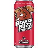 BEAVER BUZZ CITRUS (RED Can) x 12-pk
