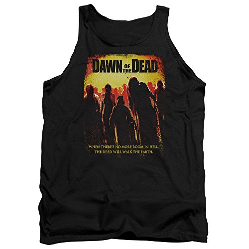 Dawn Of The Dead - Title Adult Tank Top