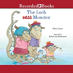 The Loch Mess Monster Audiobook