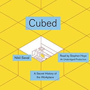 Cubed Audiobook