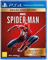 Marvel's Spider-Man - Edição Jogo do Ano - PlayStati