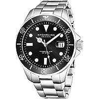 Men's 824.01 Regatta Analog Japanese Quartz Stainless Steel Watch