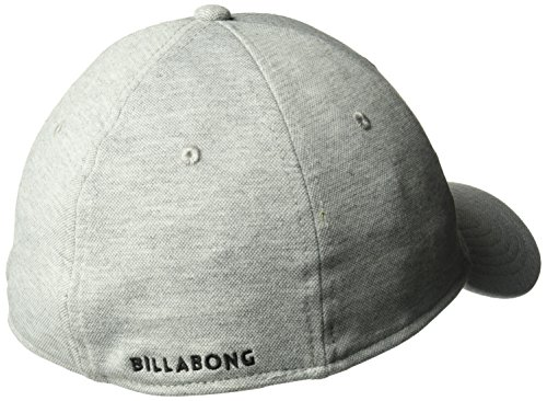 best authentic d33f7 2601b ... discount code for amazon billabong mens all day heather stretch fit hat  clothing dd10a f0e04