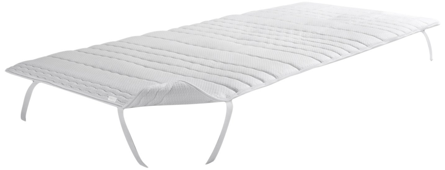 Dormisette Q885 Matratzen-Topper für Matratzen Gr. 180 200 cm