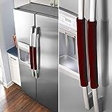 OUGAR8 Refrigerator Door Handle Covers,Keep Your