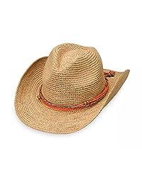 Wallaroo Women's Catalina Cowboy Sun Hat - Stylish Sun Protection
