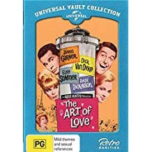 The Art of Love | NON-USA Format | PAL | Region 4 Import - Australia