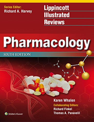 Lippincott's Illustrated Reviews Pharmacology (6th 2014) [Whalen]