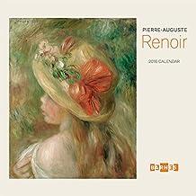 Pierre-Auguste Renoir 2016 Mini Wall Calendar