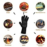 Feezzy,extreme heat resistant oven gloves,oven