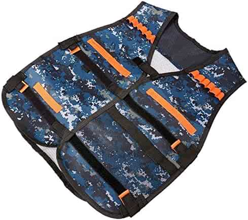 BOROLA Tactical Vest for Nerf N-strike Elite Series (camouflage)