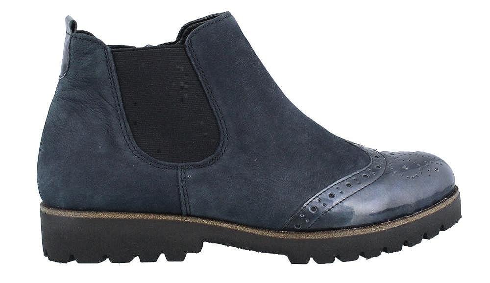 Remonte Blau Damen D0178 Chelsea Stiefel Blau Remonte 524c9e