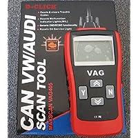 D-CLICK TM Hot MaxScan VAG405 Code Reader OBD2 EOBD CAN BUS VW Audi