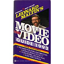 Leonard Maltin's Movie and Video Guide 1992