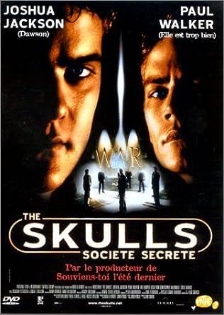 the skulls société secrète