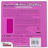 Disney - Minnie's Big Day 3-Button Star Sound Book