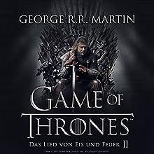 Game of Thrones - Das Lied von Eis und Feuer 2 Hörbuch von George R. R. Martin Gesprochen von: Reinhard Kuhnert
