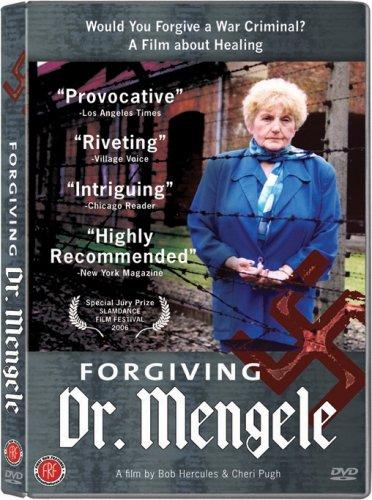 DVD : Eva Kor - Forgiving Dr Mengele (Colorized)