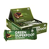 Amazing Grass Green Superfood Berry Whole Food Energy Bars 12 x 60g
