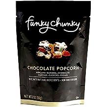 Funky Chunky Chocolate Popcorn 2 oz each (2 Items Per Order)