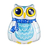 BigMouth Inc Snow Owl Snow Tube Ride On, Durable, Includes Patch Kit