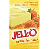 JELL-O Dessert No Bake Cheesecake 314G X 6