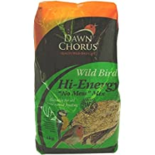 Dawn Chorus No Mess' Hi Energy Wild Bird Feeder Mix 2Kg