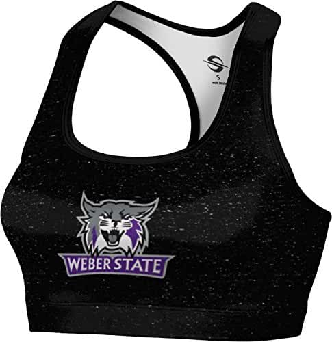 ProSphere Women's Weber State University Heather Sports Bra