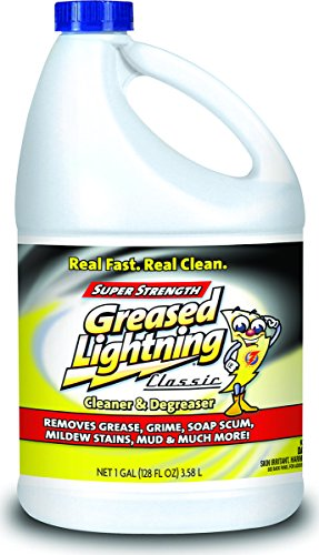 Homecare Labs Greased Lightning 204HDT All Purpose Cleaner/Degreaser 128 oz (1), 1 gal, 128 Fl Oz
