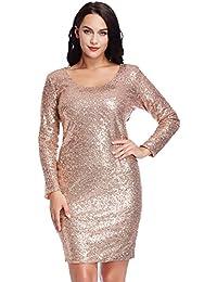 Amazon.com: Plus Size - Club / Dresses: Clothing, Shoes & Jewelry