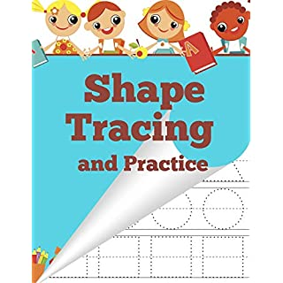 Shape Tracing and Practice (Workbooks for young learners)