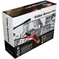 Ruby Electronics BS-150 LCD Photo Video Capture Borescope SD USB Interface 17mm x 1M Gooseneck with TV-out