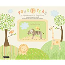 Your First Year Undated Baby Calendar 51037