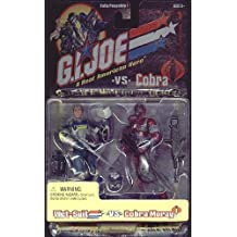G.I. Joe Vs. Cobra Wet-Suit vs Cobra Moray Action Figure