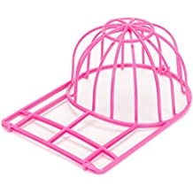 Ballcap Buddy Cap Washer the ORIGINAL Hat Washer softball cap cleaner - Pink Now endorsed by SHARK TANK and As Seen on TV PRO Made in USA