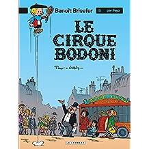 Benoit Brisefer 05 cirque Bodoni Le