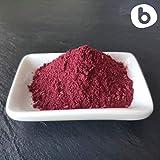 Bobica's Premium European Organic Freeze Dried Wild BlackBerry Powder | from Frozen Blackberries | Antioxidant Superfood | Non-GMO, Gluten-Free, Raw | Rich in Vitamin C, K, B9 | 2.65oz /75g