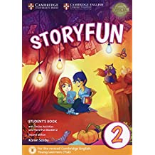 Storyfun for Starters Level 2 Student's Book with Online Activities and Home Fun Booklet 2