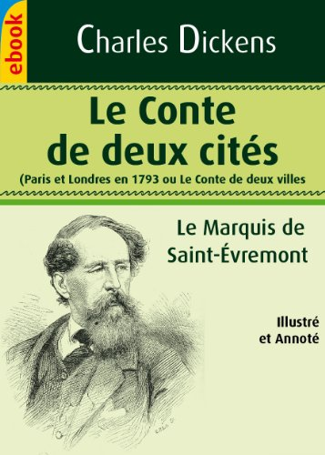 Paris et Londres en 1793 - Le Marquis de Saint-Évremont (French Edition)