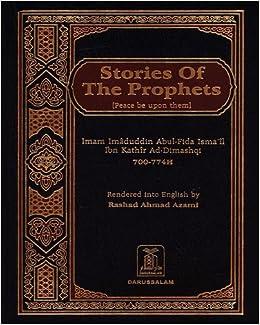 Ibn kathir stories of the prophets pdf