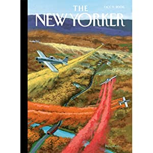 The New Yorker (Oct. 9, 2006) Periodical