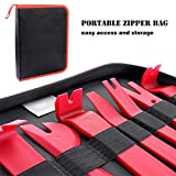 Car Trim Removal Tool 30pcs Auto Door Panel Removal Tool for Dash Center Console Installation and Remover with Terminal Removal Tools