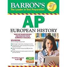 Barron's AP European History, 8th Edition