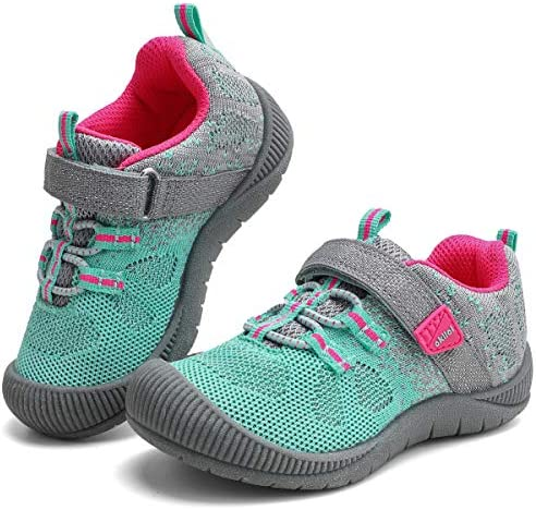 okilol Toddler Shoes, Boys & Girls Tennis Shoes, Bump Toe Sneaker for Runners, Active Play, School